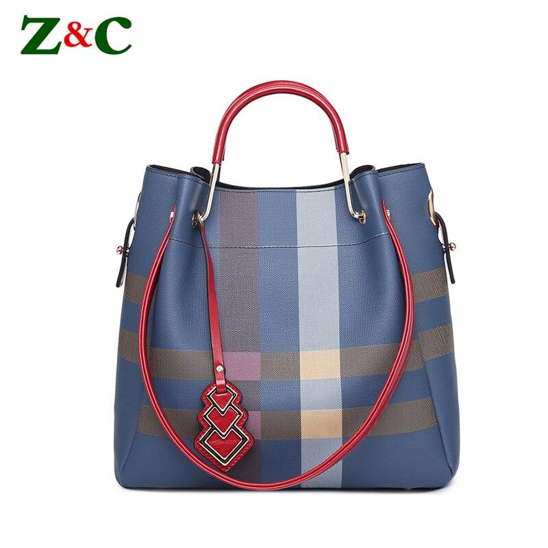 Mode luxe sacs à main femmes sacs Designer femmes Messenger sacs femmes en cuir sacs à main Crossbody sacs pour femmes 2018 seau sac