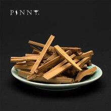 PINNY 100Gram Indonesian Barbie Sandalwood Natural Crude Wood Strip Incense Sticks Fragrance Aromatherapy Stick