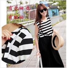 2019 New Pregnant Womens Summer Dress Slender Stripe Long Out Breastfeeding Pregnancy  Maternity Dresses