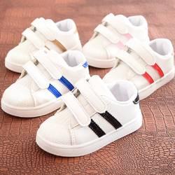 Детская обувь Мягкая Chaussure Enfant повседневная спортивная обувь для девочек 2019 осень весна полосатые детские кроссовки дышащая детская обувь