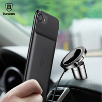 Baseus Qi Wireless Charger Backclip Case For IPhone 8 7 Fundas Slim Ultra Thin Charging Receiver