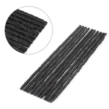 Tubeless Seal Strip Plug Bike Car Tyre Repair Recovery Tools No Need for Glue For Tire Puncture Tubeless Tires 10PCS gunk m1118 puncture seal