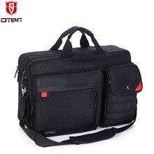 DTBG High Quality Laptop Bag Fashion Waterproof Travel Laptop Messenger Bag Computer Shoulder Bag For 15.6 - 17.3 Inch Laptop