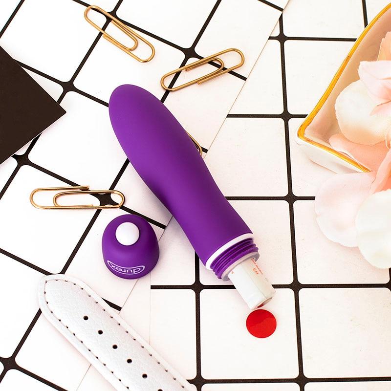 Durex New 10 Multi functional Bullet Vibrator Easy Take Single Speed Bullet Sexy Dildo Sex Toys For Women in Vibrators from Beauty Health