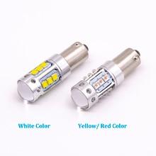 2pcsNo Error No Polarity Ba9s T4W Led Lamp 12V Car Instrument font b Parking b font