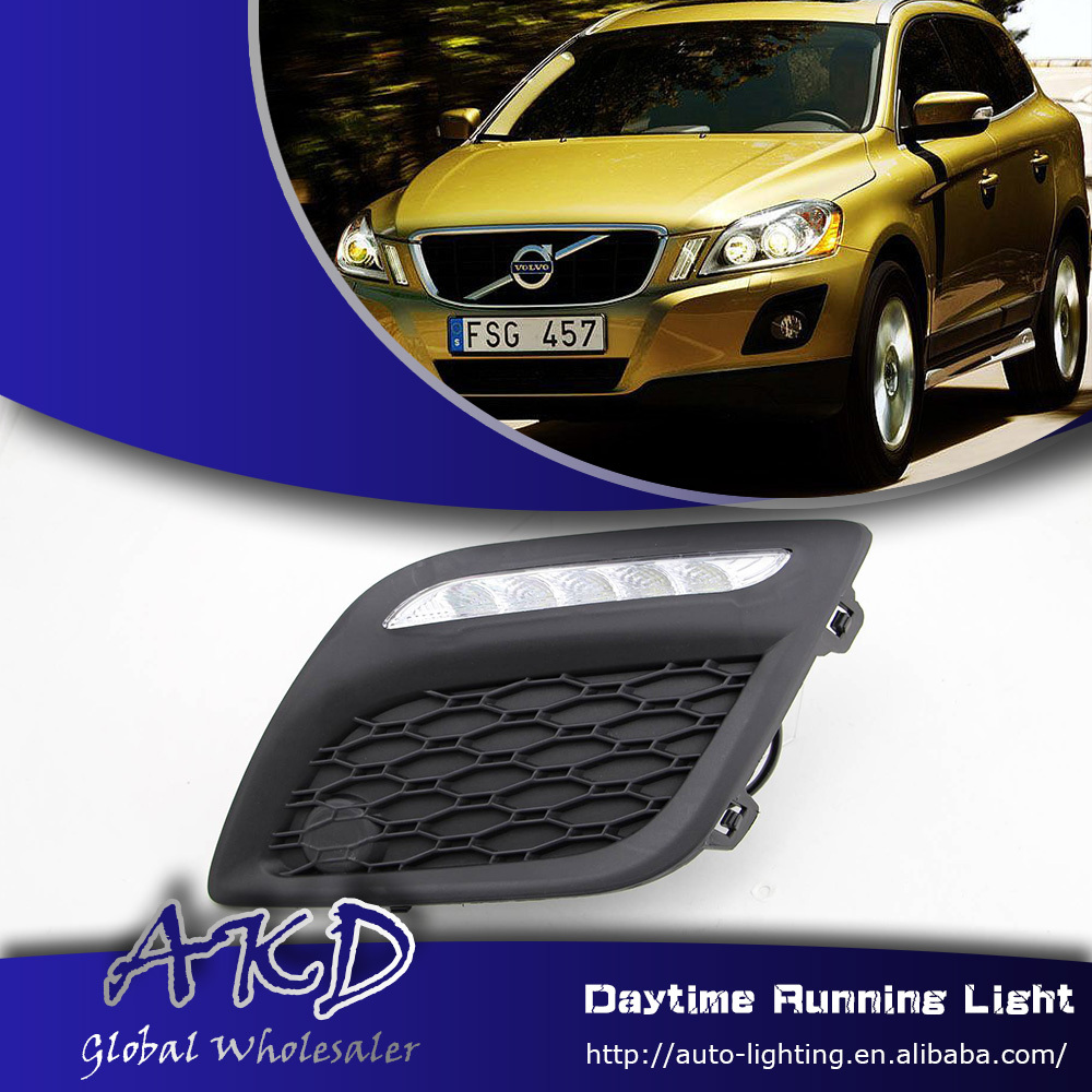 One Stop Shopping for Volvo XC60 LED DRL XC60 DRL New XC60 LED Daytime Running font