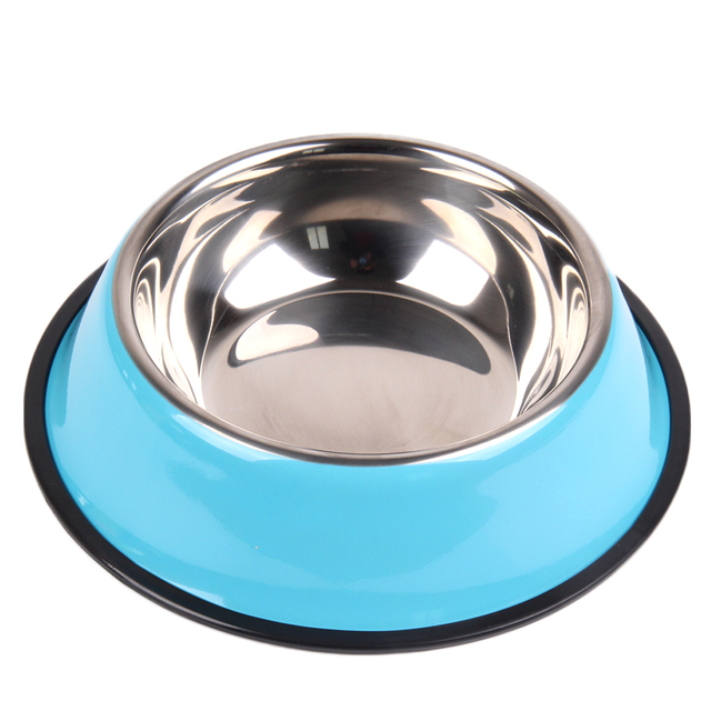 Colorful Bowls for Dogs