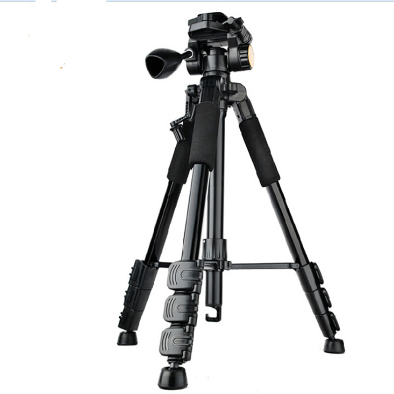 New Aluminum tripods professional camera tripod Portable travel 3KG bear tripod stand light weight for DSLR camera pro video new sys700 aluminum professional tripod