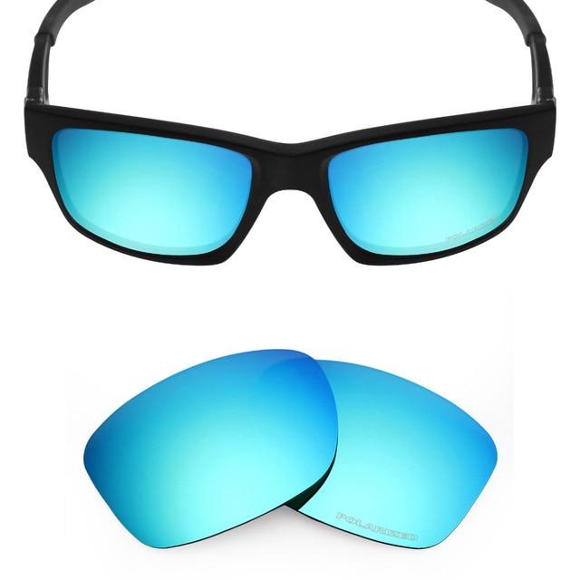 Mryok + Resistir POLARIZADA Jupiter Squared óculos de Lentes de Reposição  para óculos Oakley Óculos De 09b4e53870