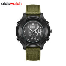 Fashion Military LED Quartz Men Watch Women Top Brand Waterproof Student Outdoor Sport Watch Electronic Wristwatch Clock Relojes