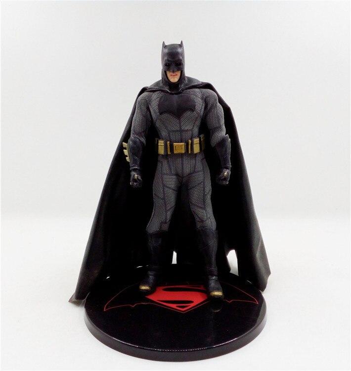 New Movie 17CM Batman V Superman Dawn of Justice Batman 1/12 Scale PVC Figure Collectible Model Toy DollNew Movie 17CM Batman V Superman Dawn of Justice Batman 1/12 Scale PVC Figure Collectible Model Toy Doll