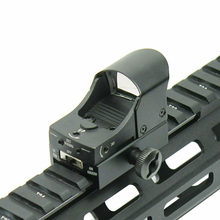 Micro Holographic Reflex HD 107 Scope Tactical Mini Holographic Reflex Sight Red Green Dot Light Adjustable(China)