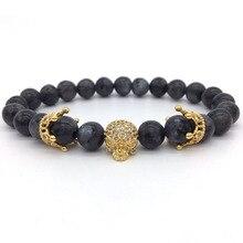 Trendy Beaded Bracelet for Men