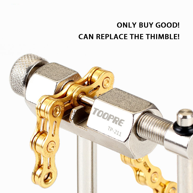 Bike Chain Remover Cutter Breaker Disassembly Removal Tool Bicycle Chain Pin Splitter Device MTB Road Bikes Repair Tools RR7254