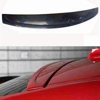 3D Style For BMW F26 Roof Spoiler X Series X4 F26 Xdrive25i xdrive28i Carbon Fiber Rear Spoiler Rear View 2014 2015 2016