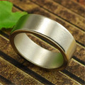 Hot Sale Magic Rings Silver Color PK Ring Strong Magnetic Rings Magic Tricks 18mm 19mm 20mm 21mm PK Rings