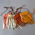 JC Kids 10pcs/lot Fashion Baby Girls Coin Purses Handmade Kids Purses Handbags Girl Tassel Bag, Kids Tassel Bag Wholesale