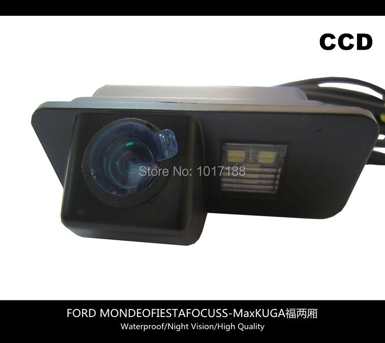 HD Car Rear View Parking CCD font b Camera b font For Ford MONDEO FIESTA FOCUS