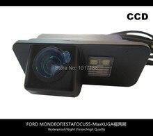 HD!! coche CCD Cámara de Visión Trasera de Aparcamiento Para Ford MONDEO/FIESTA/FOCUS Hatchback/S-max/CHIA-X/KUGA