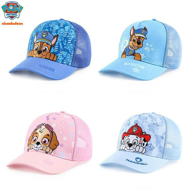 Genuine Paw Patrol 2019 New Spring Summer Autumn flat cap kids fashion Sun hat Children toy birthday Christmas gift High qualityGenuine Paw Patrol 2019 New Spring Summer Autumn flat cap kids fashion Sun hat Children toy birthday Christmas gift High quality