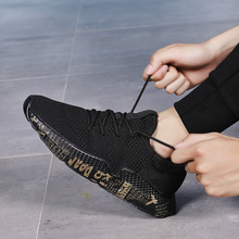2019 spring and autumn new lightweight sneakers breathable mesh shoes wild comfortable leisure travel
