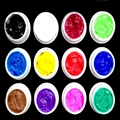 Hot Sale 12 Colors Manicure  3D Painting UV Sculpture Gel Nail Art Tip Creative Decoration Beauty  selling gel tools