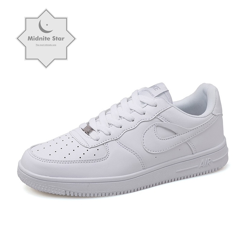 2019 New Women Vulcanized Shoes  Fashion Sneakers Ladies Lace-up Casual Shoes Breathable Walking Canvas Shoes(China)
