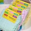 1 unidades de 6 capas de toallas de baño para bebés de tela lotes niños albornoz nacidos 25 * 50's cocina towel infantil de dibujos animados niña tmj20