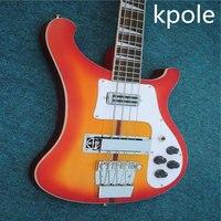 Bass Guitar Kpole Maple Body Neck One Piece Set Neck Electric Bass Guitar Guitar Bass Music