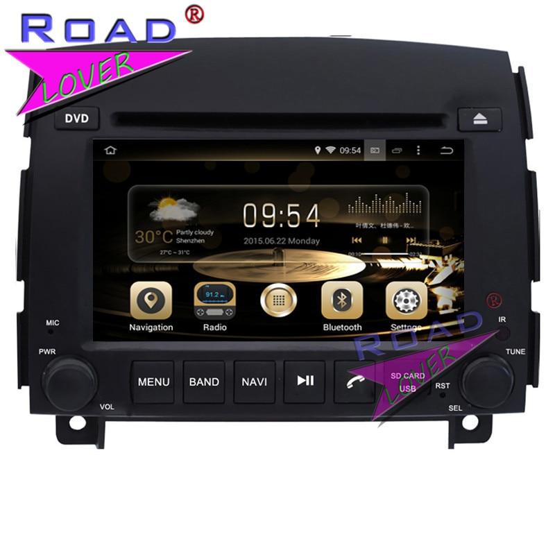 TOPNAVI Octa Core 4G+32GB Android 6.0 Car Media Center DVD Player Radio For Hyundai Sonata NF YU Xiang 2006- Stereo GPS Navi BT