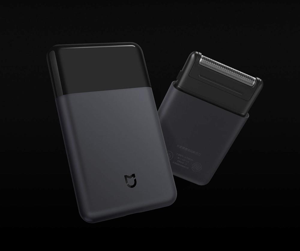 Original Xiaomi Mijia Mini Portable Electric Shaver Japan Steel Cutter Head Metal Body USB Type-C Big Battery Travel Shaver12