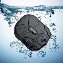 Lokalizator gps pojazdu Tk905 TK905B silny magnetyczny wodoodporny GSM GPRS lokalizator gps system zapobiegający utracie dla samochodów alarm antywłamaniowy urządzenia