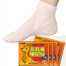 10 pairslot heat pads warm keeper patch wrap foot care sticker winter self heat pack keep warm in 8 hours