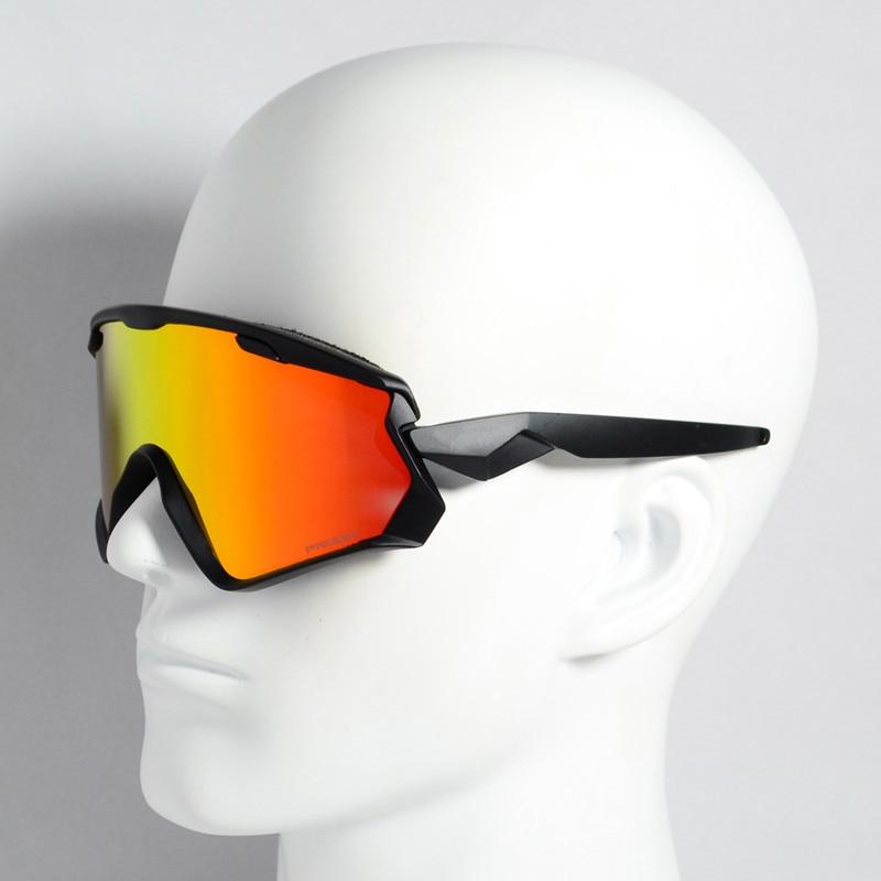 Fotocromáticos Gafas de ciclismo de 3 lentes UV400 bicicleta ciclismo Gafas de sol hombres/mujeres deporte bicicleta de carretera ciclismo Gafas, Gafas de ciclismo