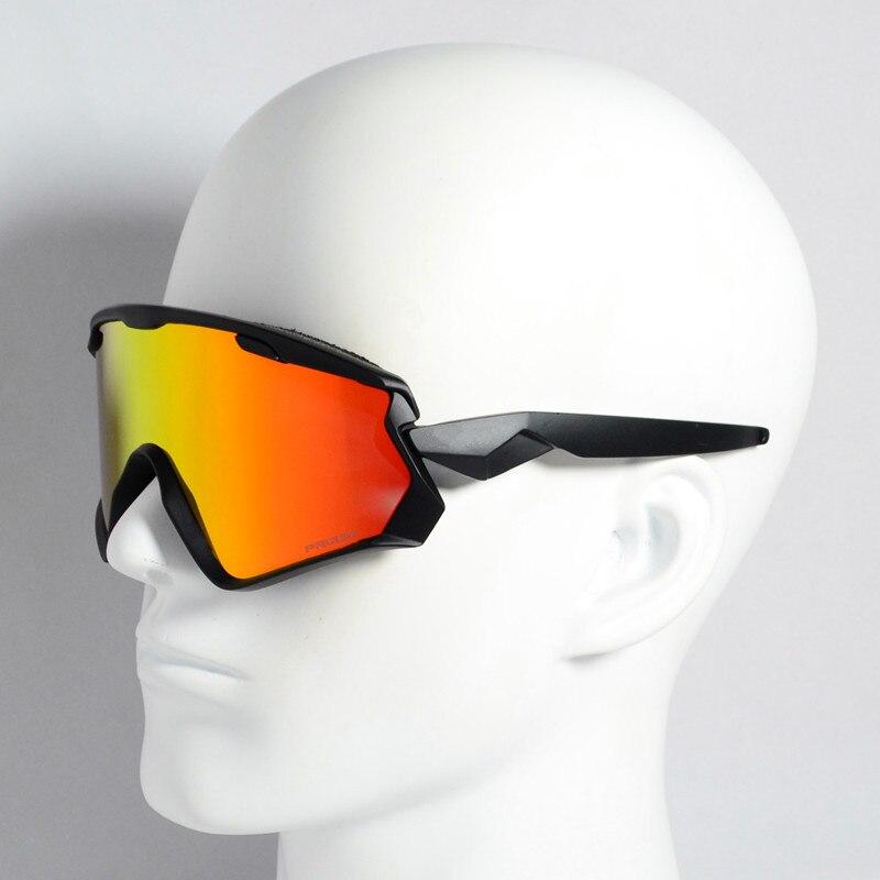 Photochrome Gläser Fahrrad Radfahren Sport Rennrad Radfahren Sunglasse Brillen Gafas ciclismo