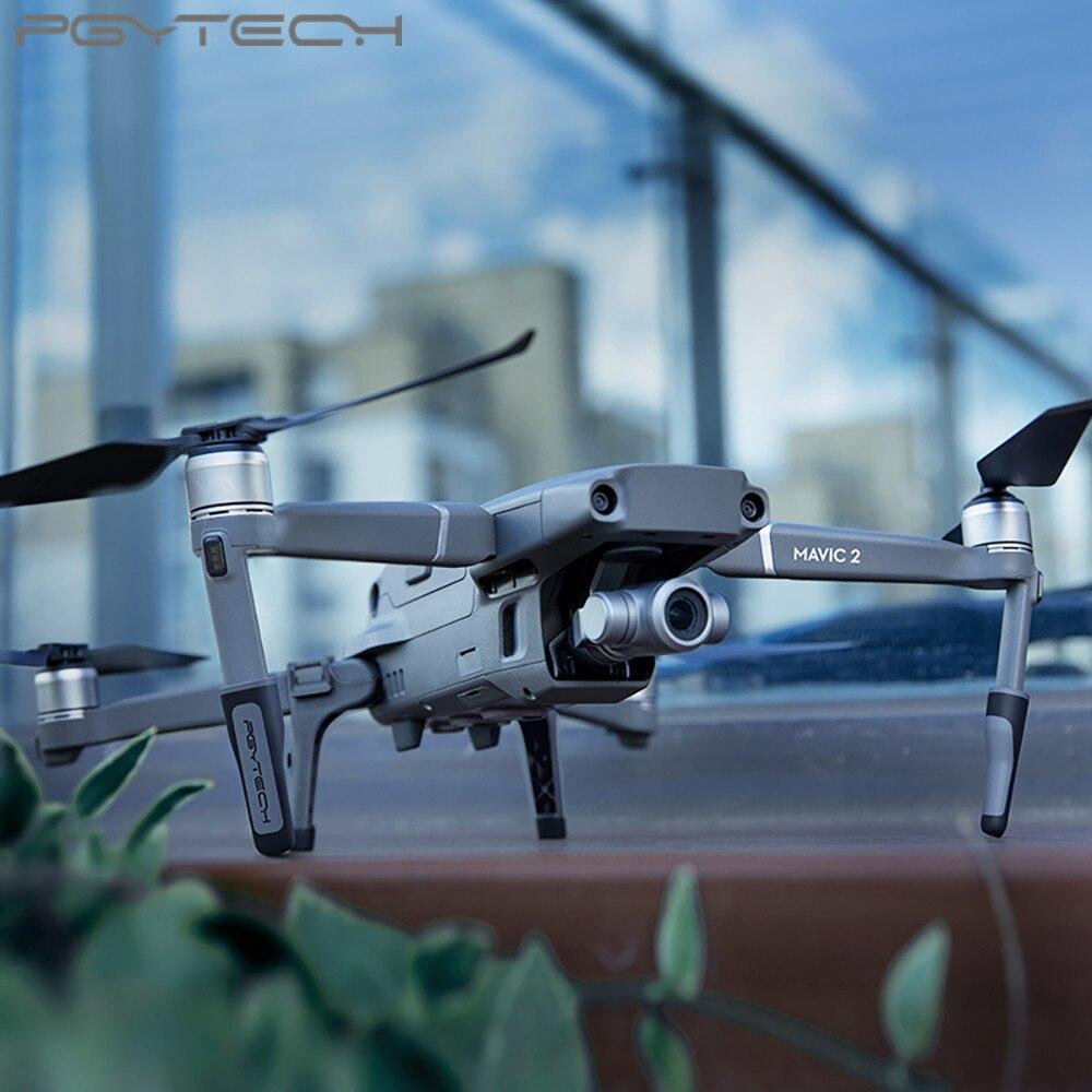 PGYTECH Mavic 2 pro/зум удлиненной посадки Опора шестерни протектор Расширение Замена подходит для DJI Mavic 2 drone аксессуары