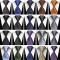 "7.5cm Man Formal Business Silk Necktie New Jacquard Woven Men Suit Ties Geometric Dots 20 Style Pattern (3""/7.5cm) ST750041-65"