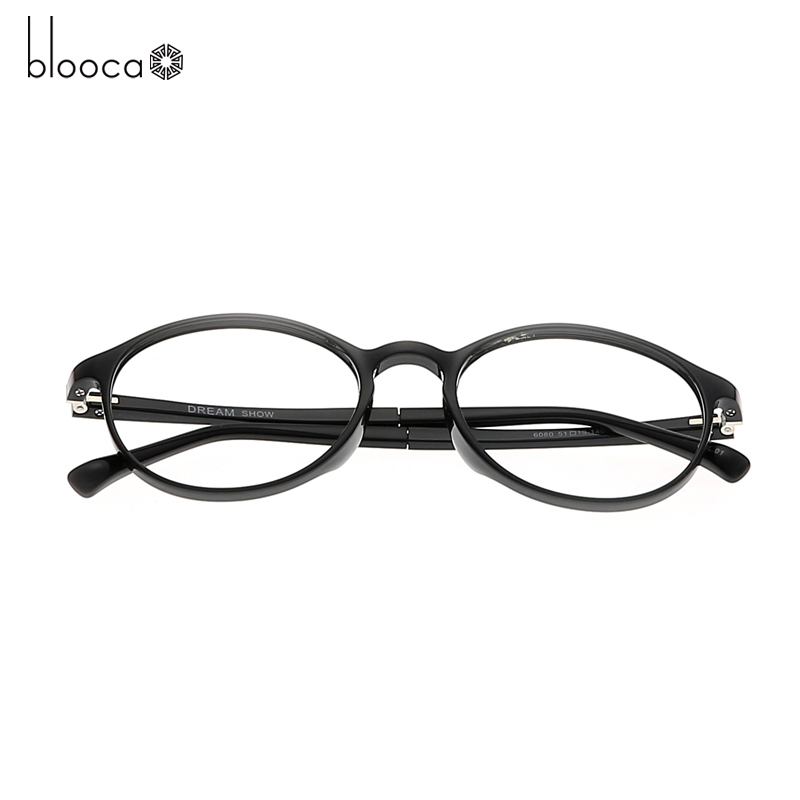 f7100d954f1 Vintage round frame chinese style male glasses frame Women ultra light tr90  eyeglasses frame full frame-in Eyewear Frames from Apparel Accessories on  ...