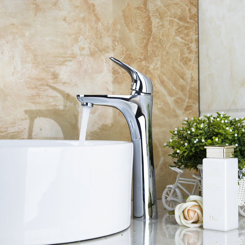 92365/1 Soild Brass Spray Spout Deck Mount Bathroom Chrome Single Handle Wash Basin Sink Vessel Torneira Tap Mixer Faucet chrome finished bathroom sink tub faucet single handle waterfall spout mixer tap solid brass