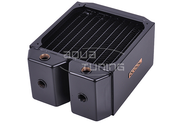 Cold row full copper radiator Alphacool NexXxoS Monsta Full Copper 140mm барбекю steba vg 101