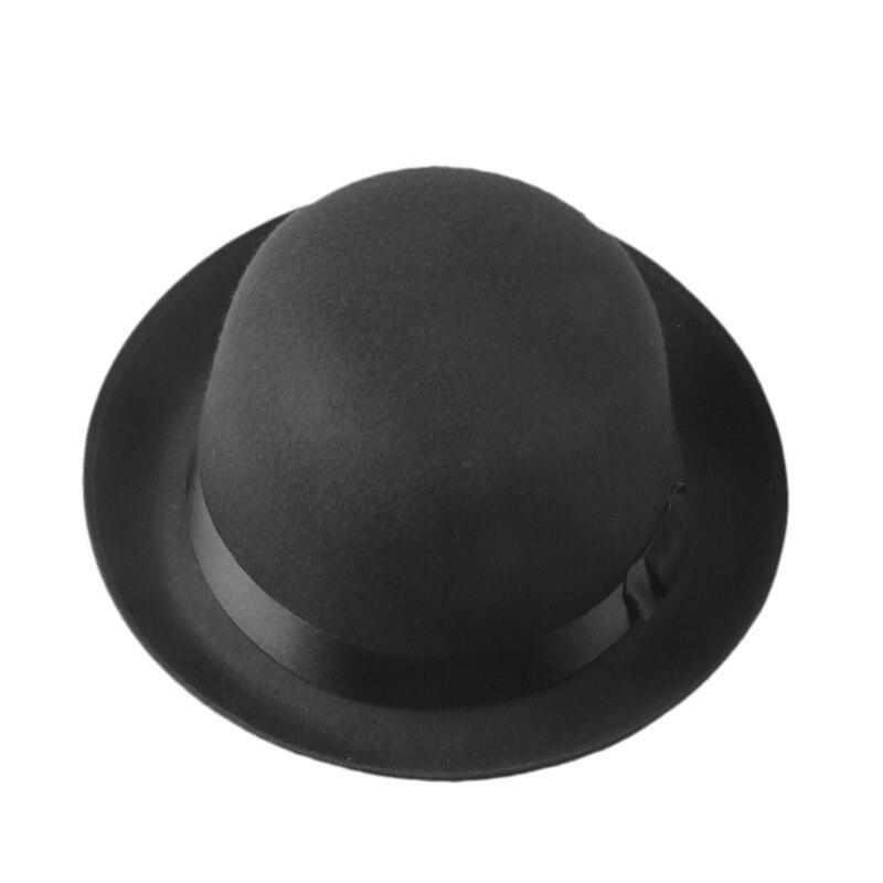 100/% Feutre Chapeau melon-Taille 57 cm