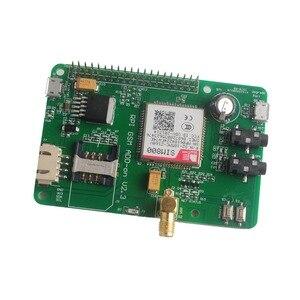 Image 2 - RCmall Raspberry PI SIM800 GSM GPRS Add on V2.3 for Raspberry PI 3 Model B+, Quad band GSM/GPRS/BT Module FZ1817