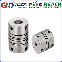 GIG stainless steel parallel wire series shaft couplings D63 L71; L90