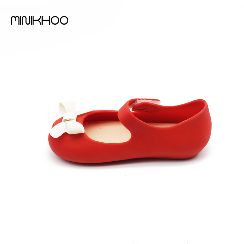 Mini-Melissa-Bow-Children-Shoes-Jelly-Shoes-Soft-Girls-Sandals-Bottom-Girls-Melissa-Princess-Shoes-Girls-Baby-Girl-Sandals-2