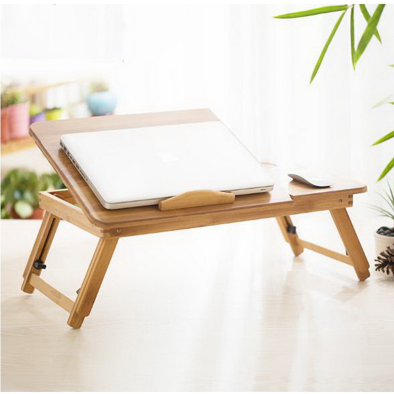 250318/Paint Steel Pipe/Removable Bed Computer Desk/lift Folding Table/Multi - Functional Design /Lazy Simple Desk /