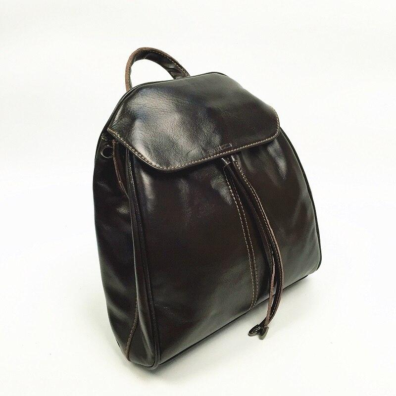 do vintage feminino bolsos mujer Material Principal : Couro Genuíno