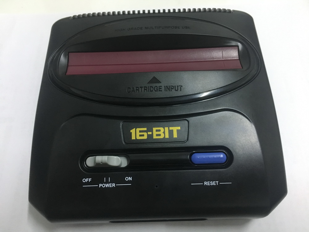 16 bits Super MINI MD Console de jeu vidéo 138 en 1 cartouche de jeu pour Sega Consoles de jeux enfants nouvel an cadeau de bonne qualité