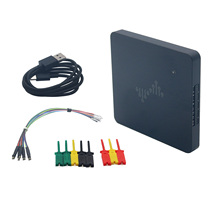 лучшая цена DSLogic Plus Logic Analyzer 50M Bandwidth Sampling 16 Channel Stream+Buffer 16G