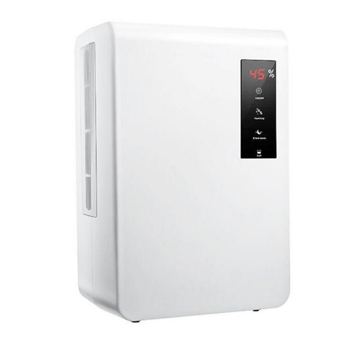 AX3 3L 150W White Portable Dehumidifier Mute for Eliminating Moisture Absorption Air Dryer in Home Kitchen Bathroom Basement