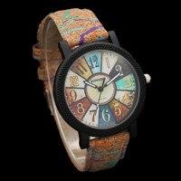 Lovers 'Fashion Hout Horloge Draaitafel mannen Horloge vrouwen Horloges Houten Horloge Vrouwen Mannen Klok reloj madera mujer hombre relogio